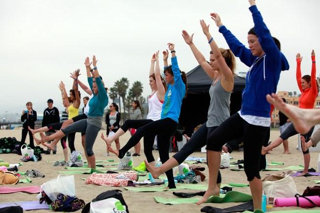 LA Ranks Toward Bottom of National Fitness Index