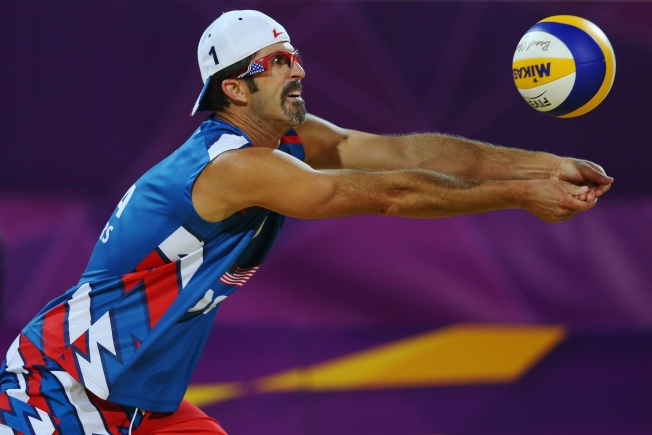 Rogers and Dalhausser Start Medal Defense With Victory