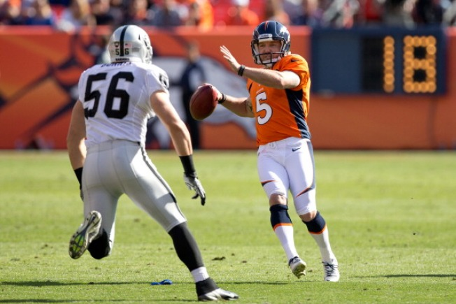 Raiders Defense is Defenseless in 37-6 Loss to Broncos, Manning