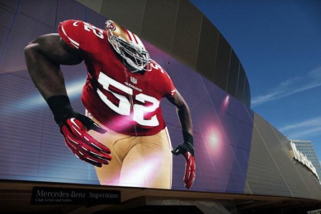 Super Bowl: San Francisco Braces for Unruly Crowds