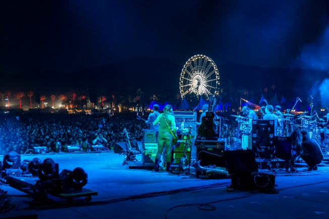 Coachella Music Festival Wraps 2nd Weekend With Few Arrests