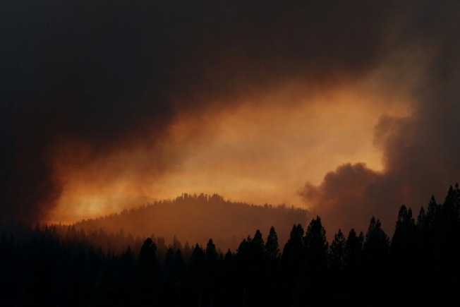 Report: Rim Fire Damage May Be Up to $800M
