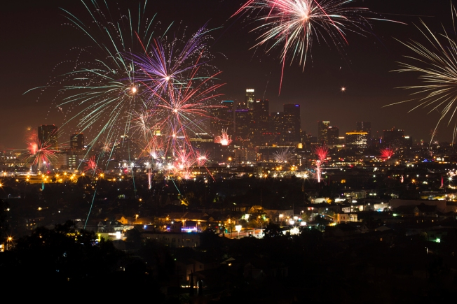 Fourth of July 2019: See Fireworks Displays in Southern California