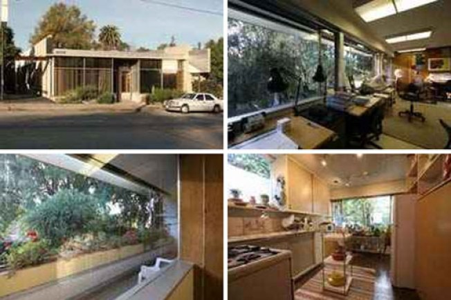 New To (Rental) Market: Neutra Apartment in Silver Lake