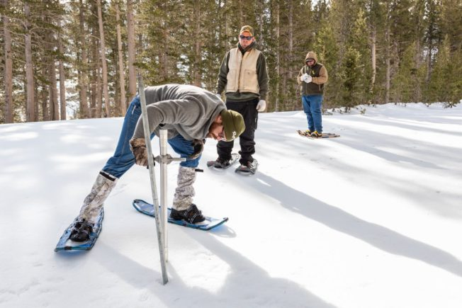 What the Latest Eastern Sierra Snowpack Measurement Means for the LA Aqueduct