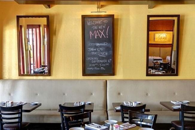 Eater Inside: Max Restaurant