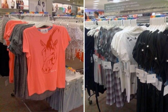 Collabs: Loomstate for Target Spotted in Van Nuys