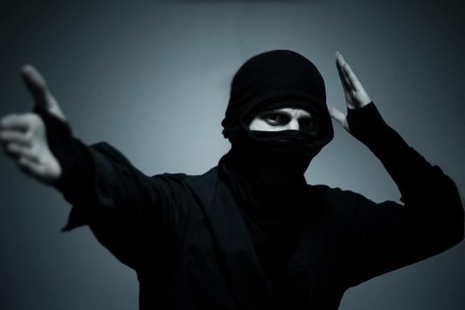 "Domino's Robbed by ""Ninjas"" Wielding Shotgun"