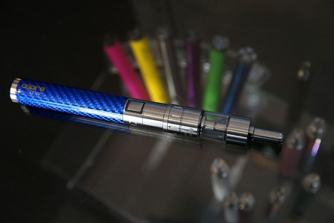 E-Cigarette Poisonings Surge in Young Children: Study