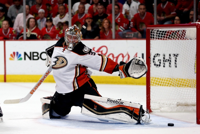Ducks Look to Build On Positives from Game 6 Loss