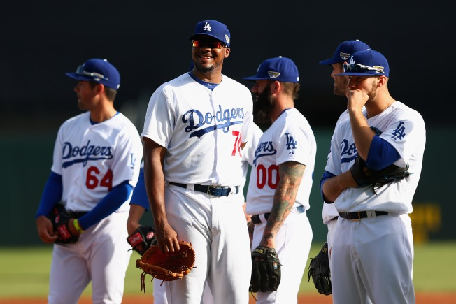 Dodgers Bullpen Could Be Achilles Heel In 2015