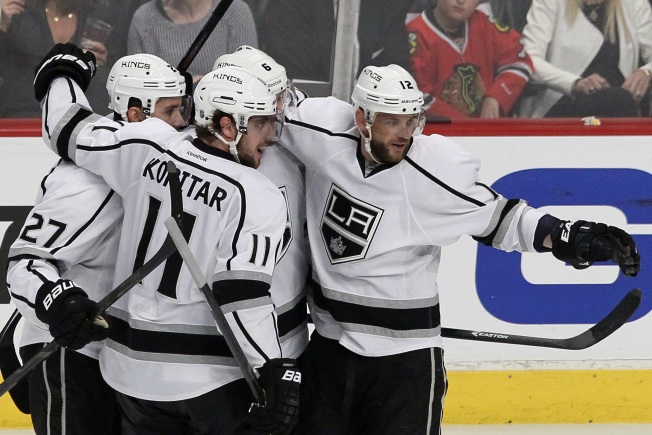 Kings' Game 5 Effort Yields Positives Despite Loss