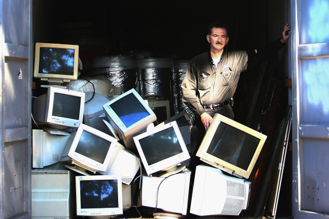 E-Waste is Not Time Wasted Online
