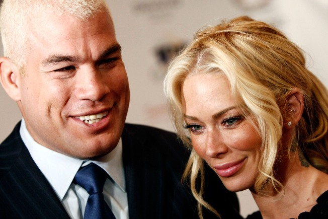 Busted Fighter Says Gal Pal Jenna Jameson on Drugs