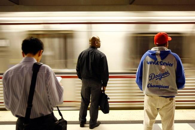 Villaraigosa: Transportation Bill Might Speed Subway Plan