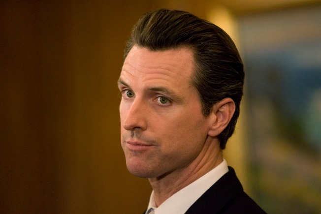 "Whether He Likes It or Not, Prop 8 ""Humbled"" Newsom"