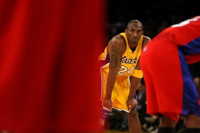 Imagine Kobe, Howard as Clipper Teammates
