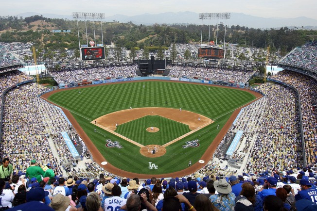Suspect Arrested For Dodger Stadium Stabbing