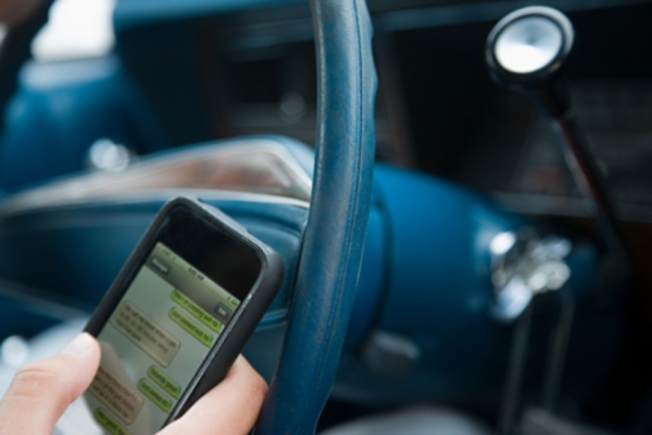 Many Californians Still Talk, Text, Drive
