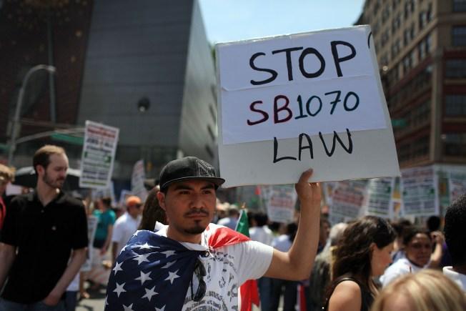 West Hollywood Considers Arizona Boycott
