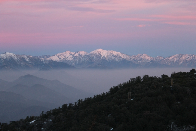 San Diego Hiker Killed in Sequoia National Park