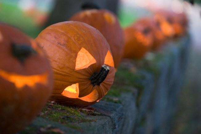 June Gloom, Meet Early Halloween