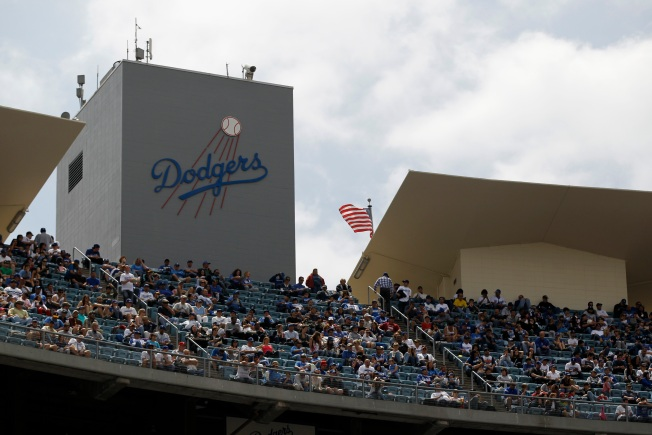 Dodger Blue Brightens Dark Days for Fans