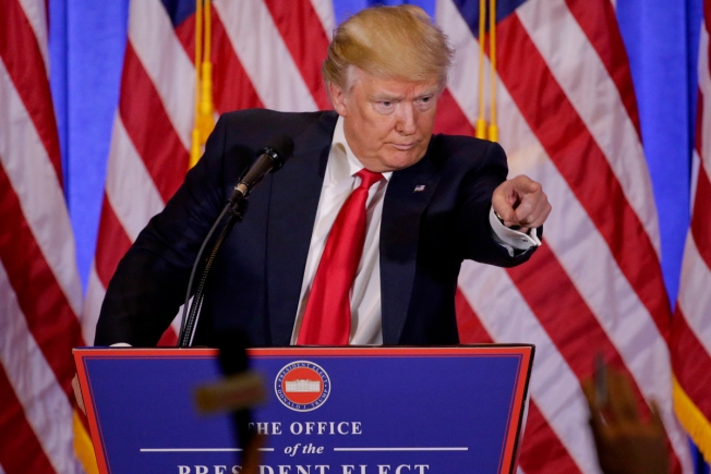 World Reacts to Trump's 1st Press Conference Since Election