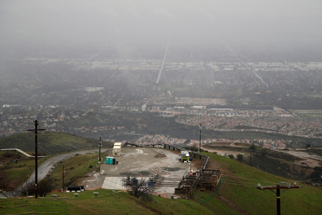 Appeals court lifts stay on opening Aliso Canyon gas facility