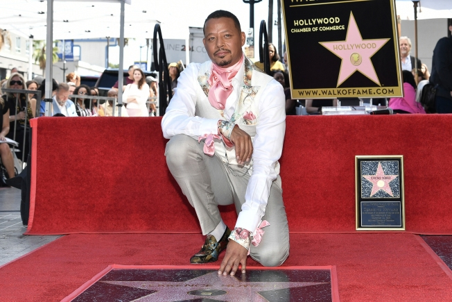 Terrence Howard Receives Walk Of Fame Star Nbc Southern