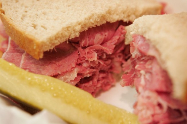 Cabbage, Potato, Rye: Corned-Beef is St. Pat's Star Food