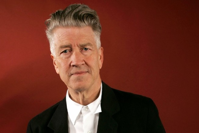 "David Lynch Signs ""Dark Splendor"""
