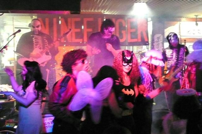 Farmers Market Halloween Party