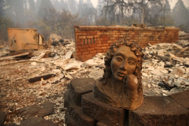 List: California's Deadliest Wildfires