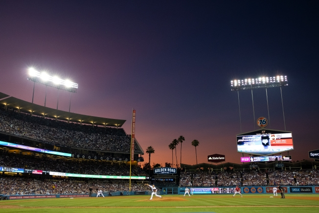 Dodgers Preliminary 2020 Schedule Announced
