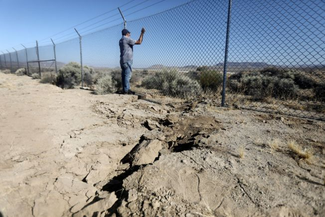 Months Of Aftershocks Could Follow Big California Earthquake