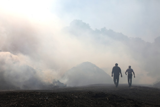 Saddleridge Fire Leads to Poor Air Quality, Tips on Staying Healthy