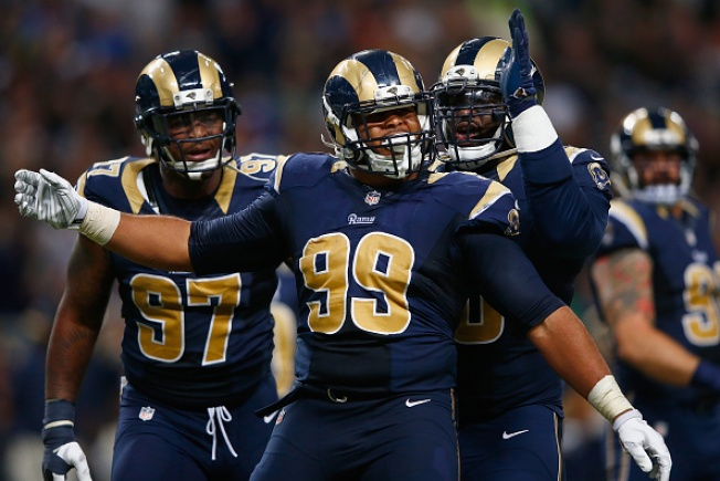 Rams' Aaron Donald Will Be Back for Sunday's Game Against Washington