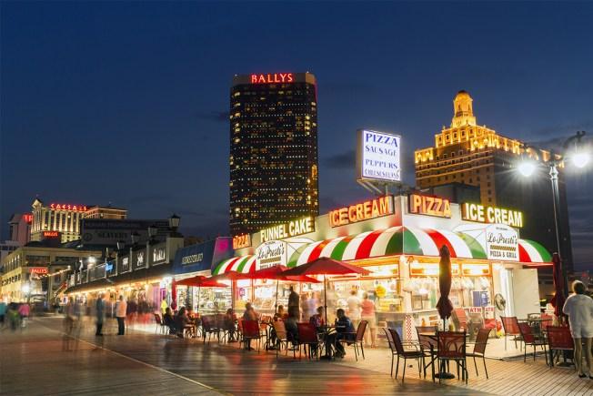 NJ Takes Over Debt-Ridden Atlantic City Government