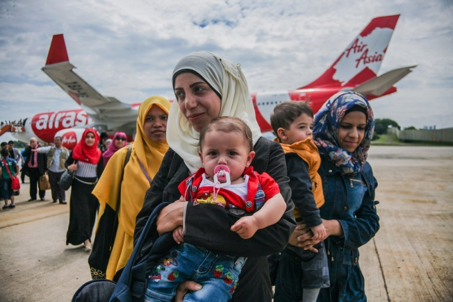 Report: Over 31 Million People Internally Displaced in 2016