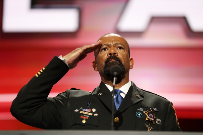 DHS Hopeful David Clarke Denies Plagiarism in Master's Thesis