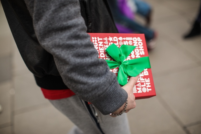 Making Christmas Merry Again: Retail Sales Boom 4.9 Percent