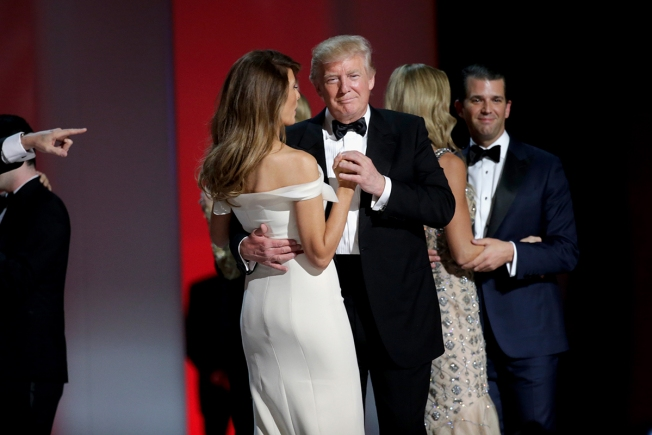 Vegas kingpins spur Trump's inaugural committee to fundraising record of $106.7M
