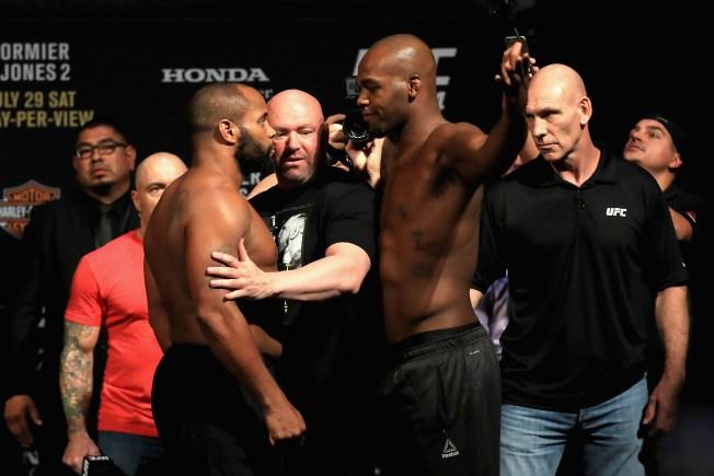 UFC Strips Jon Jones, Reinstates Daniel Cormier as 205-Pound Champion
