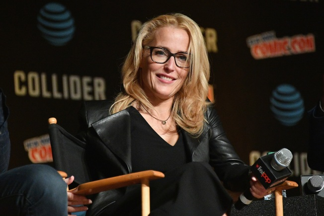 Gillian Anderson to Receive a Star on the Hollywood Walk of Fame