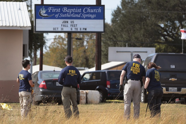 Church Gunman's Wife Says He Bound Her to Bed Before Sutherland Springs Massacre