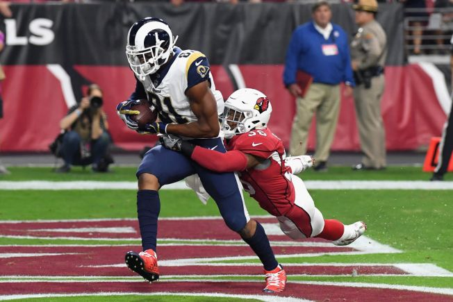 Los Angeles Rams vs. Arizona Cardinals Live Stream: Preview, Predictions, Betting Odds, and Fantasy Football Advice