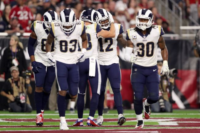 Jared Goff Throws Two Touchdowns as Rams Roll Over Cardinals, 32-16