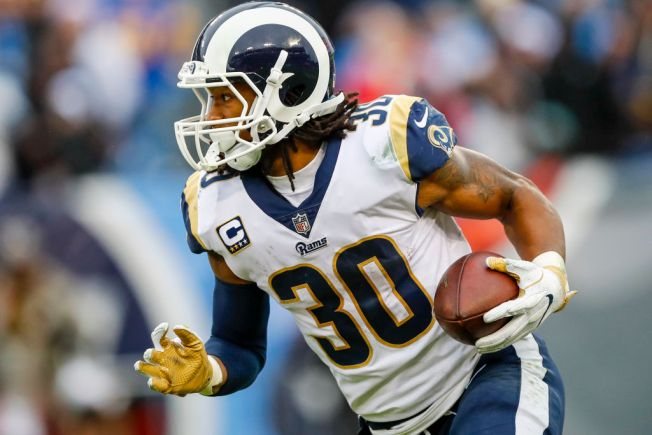 Rams RB Todd Gurley sees fans pay fantasy wins forward