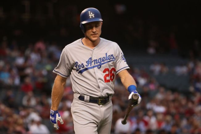 Chase Utley Announces Retirement at End of Season With Dodgers